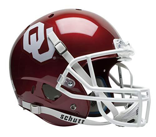 NCAA Oklahoma Sooners Replica XP - Football Helmet Full Schutt Size