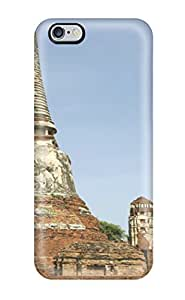 Faddish Phone The Temple Case For Iphone 6 Plus / Perfect Case Cover hjbrhga1544