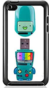 Beemo Adventure Time Hard Case for Apple iPod touch 4 4G 4TH ( Sugar Skull )