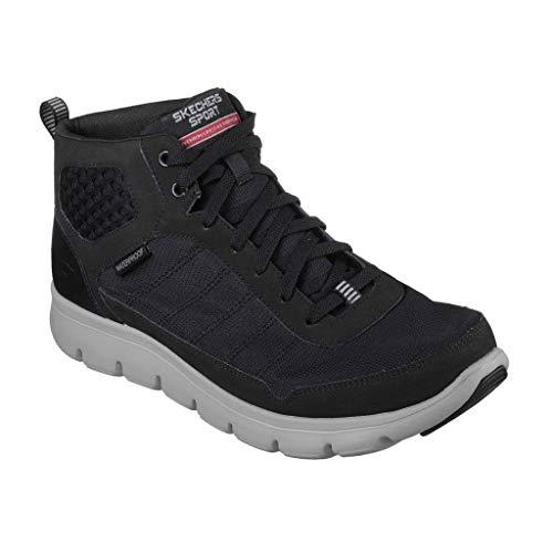 Black Marauder Skechers Marauder gray Black gray Skechers wXqEBpnC
