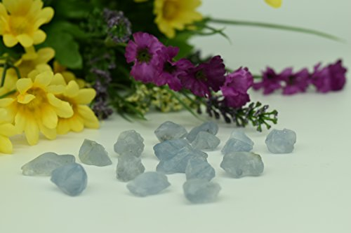 raw-celestite-crystal-2-pc-angel-energy-crystal-healing-energy-healing-altar-meditation-protection