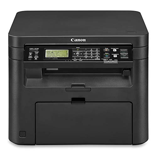 Canon imageCLASS D570 Monochrome Laser Printer with Scanner and Copier - Black (Wireless Laser Printer 3 In 1)