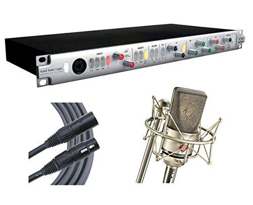 SSL Alpha Channel Strip + Neumann TLM 103 Set Condenser Mic + Mogami Cables