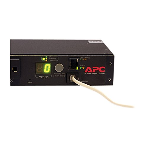 APC Rack PDU, Switched, 1U, 15A, 100/120V, [8]5-15 by APC (Image #3)