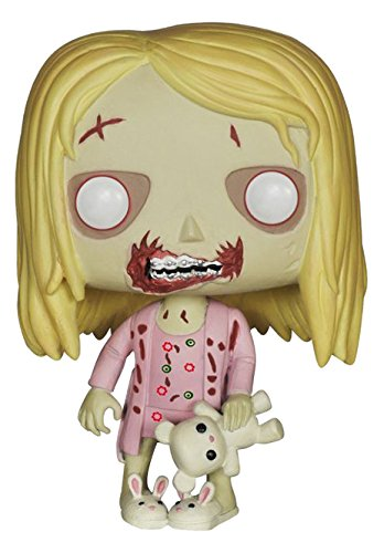 Funko The Walking Dead - Teddy Bear Girl