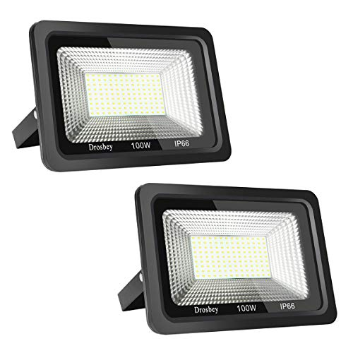 100W Led Flood Light Housing in US - 7