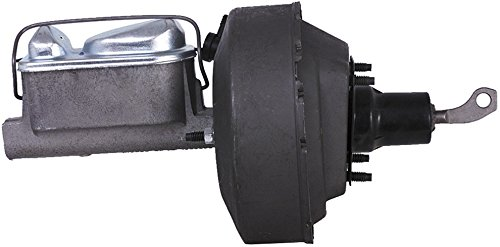 Cardone 50-4074 Remanufactured Power Brake Booster with Master Cylinder (Cardone Brake Jeep A1)
