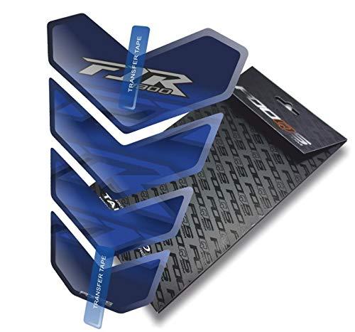 Blue Fooqs Tankpad for Yamaha FJR 1300