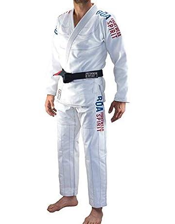 YariNoHanzo Cintur/ón Marr/ón para Karate y Judo Todas Las Medidas