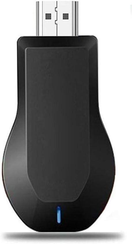 briskay Adaptador De Pantalla Inalámbrico USB M4 Plus Misma Pantalla 5G 2.4G