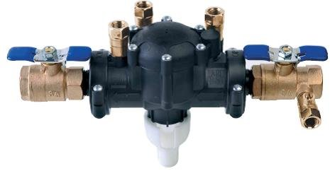 A.R.I. 1'' RP 500-100 Lead Free Reduced Pressure Backflow Preventer by A.R.I. Flow Control