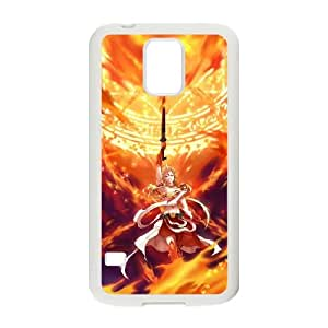 Magi The Labyrinth of Magic Samsung Galaxy S5 Cell Phone Case White MSY210788AEW