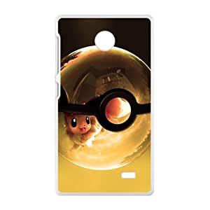 POKEMON lovely creature Cell Phone Case for Nokia Lumia X