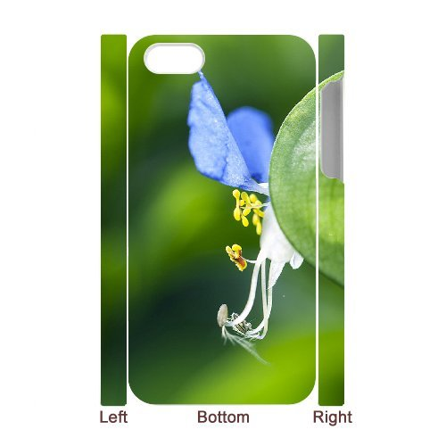 SYYCH Phone case Of Butterfly Flowers 2 Cover Case For Iphone 4/4s