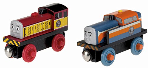 Tank Cars Wooden Train (Fisher-Price Thomas & Friends Wooden Railway Den and Dart Train)