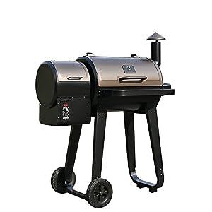 Z Grills ZPG-450A Wood Pellet Smoker by fabulous Z Grills