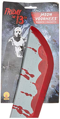 Friday The 13th Jason Voorhees Adult Machete Prop Costume Accessory - http://coolthings.us