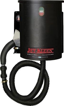 "Jet-Kleen JK-WTB2F Wall Mount Blowoff Gun and Drying System, 56"" Hose, 240V, 1Ph, 50/60Hz"