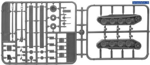 marca famosa Geruomo  Plastic Panther Sprue by Battlefront Miniatures Miniatures Miniatures  gran descuento