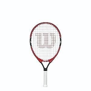 Wilson Kinder Schläger Federer Roger RKT, Rot/Grau, 21, 0887768298852