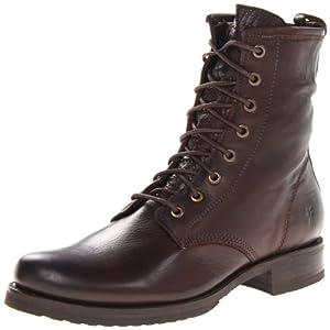 4. FRYE Women's Veronica Combat Boots