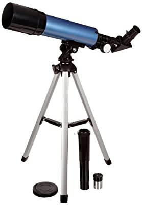 F36050 Telescope (Optical Glass and Metal Tube)