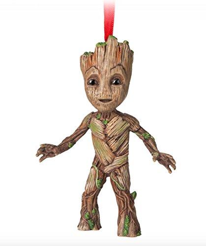 Disney Marvel Guardians of the Galaxy Groot Figurine Ornament]()