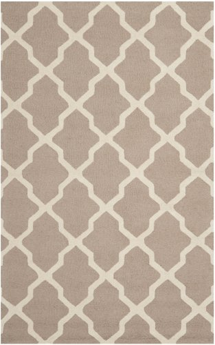 Runner Rug in Beige and Ivory (12 ft. L x 2 ft. 6 in. W)