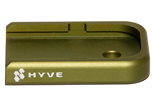 Hyve Technologies Small Magazine Base (OD Green) (Od Green Glock 19 Gen 4 For Sale)