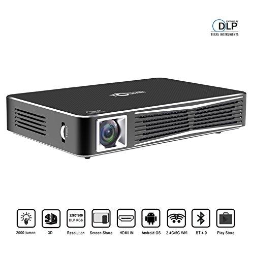 TOUMEI V3 Smart Video Projector