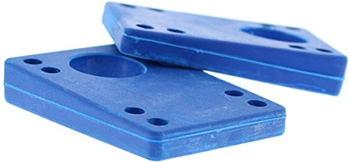 Angled Riser Pads - Angled Wedge Rubber Riser Pads 5/16