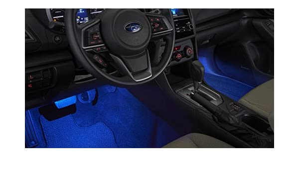 Amazon.com: Subaru H461SFL000 Interior Illumination Kit (Blue): Automotive