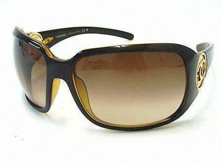 Amazon.com: New Chanel 6023 934/13 Gradient Brown Lens Brown ...