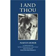 I and Thou, Trans. Kaufmann