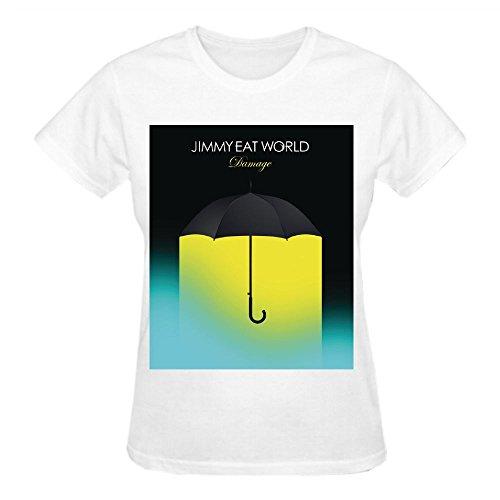 Timico Design Jimmy Eat World Bleed American Women T Shirt