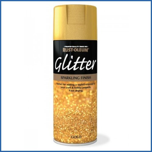 Rust Oleum Gold Glitter Spray Paint Medical Right Now
