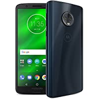 "Motorola Moto G6 plus, 64Gb, 4Gb Ram, Cámara de 12 MP + 5 MP Dual, Full HD de 5.9"", Desbloqueado - Azul"