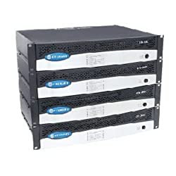 Crown Audio CTs-600 CTs Series 2-Channel 300 Watt per Channel Amplifier, 8/4/2 Ohm or 70/140V from Crown