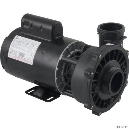 Waterway Plastics 3721221-1D Executive 56 Frame 3 hp Spa Pump, 230 V