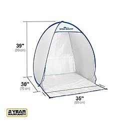 HomeRight Small Spray Shelter C900051 Po...