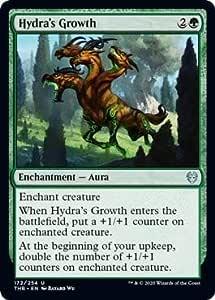4 Hydra/'s Growth