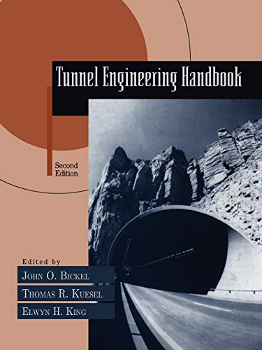 Ebook Tunnel Engineering Handbook EPUB