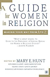 A Guide for Women in Religion: Making Your Way from A to Z