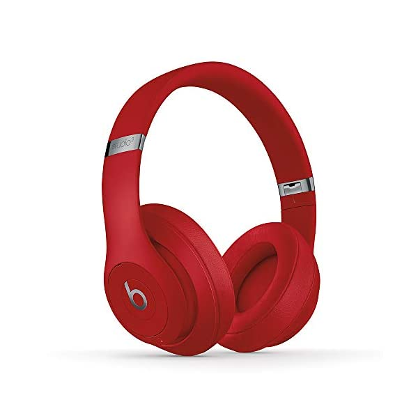 Beats Studio3 Wireless Noise Cancelling On-Ear Headphones - Apple W1 Headphone Chip, Class 1 Bluetooth, Active Noise… 1