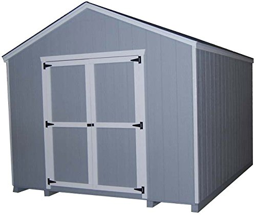 Little Cottage Company Classic Gable DIY Playhouse Kit, 10' x (Diy Outdoor Shed)
