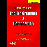 HIGH SCHOOL ENGLISH GRAM. & COMPOSITION