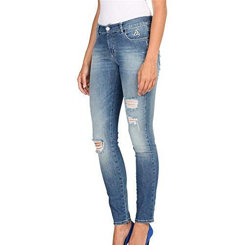 Con In Regular Tempore Stretch Abrasioni Confort Ætas Jeans Lavaggio Aged Italy Made Hoc Donna Fitting nBOHW8qq