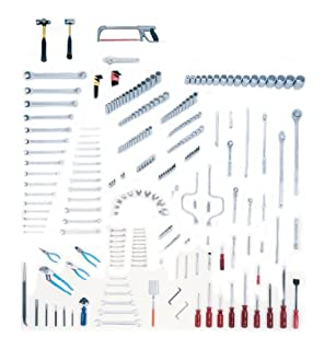 Wright Tool 113 Master Fractional Maintenance Set Tools Only, 281-Piece (B0051VDKP0) | Amazon price tracker / tracking, Amazon price history charts, Amazon price watches, Amazon price drop alerts