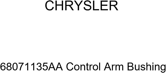 Genuine Chrysler 4721356AA Control Arm Bushing