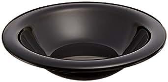 Carlisle 3303805 Sierrus Melamine Rimmed Nappie Bowls, 10-oz, Red (Set of 24)